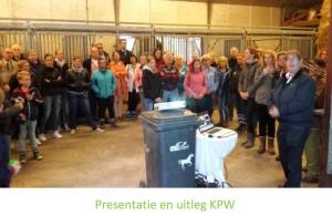presentatie KPW